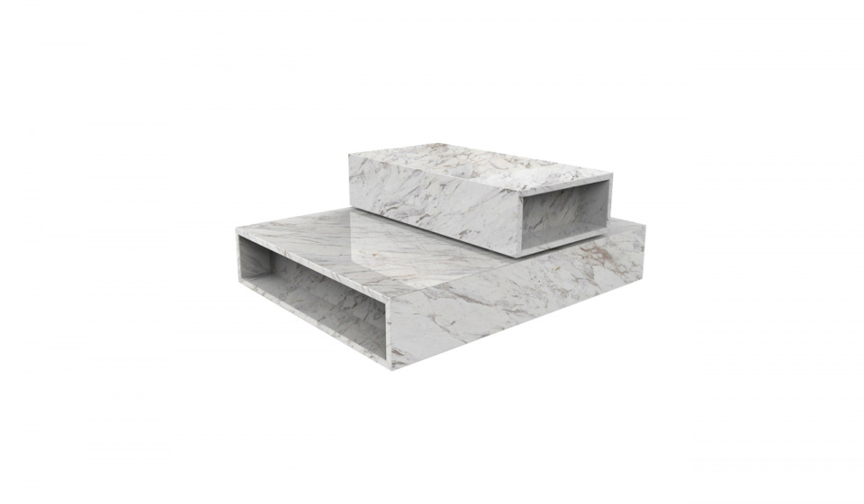 Set in Ochiro marble